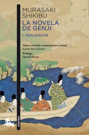 LA NOVELA DE GENJI de                     SHIKIBU, MURASAKI           en pdf